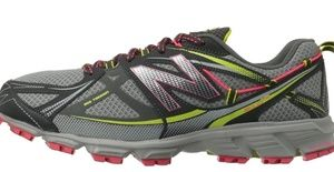 New Balance Trail Running Course - Hot Pink/Gray